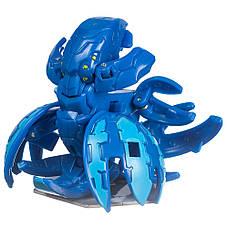 Бакуган Кракелиус синий + игровая арена Bakugan в подарок, фото 3