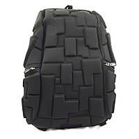 Рюкзак большой Square черный