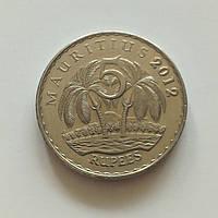5 рупий Маврикий 2012 г., фото 1