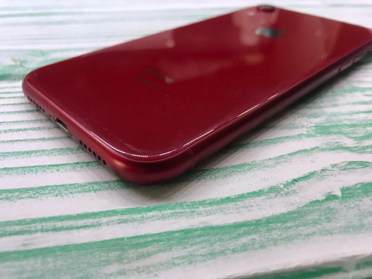 Apple iPhone Xr 64Gb Red Неверлок Оригинал
