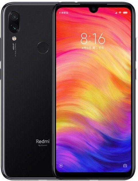Xiaomi Redmi Note 7 6/64Gb Black Global Rom