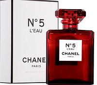 Chanel N 5 L'eau Red Edition 100ml tester original