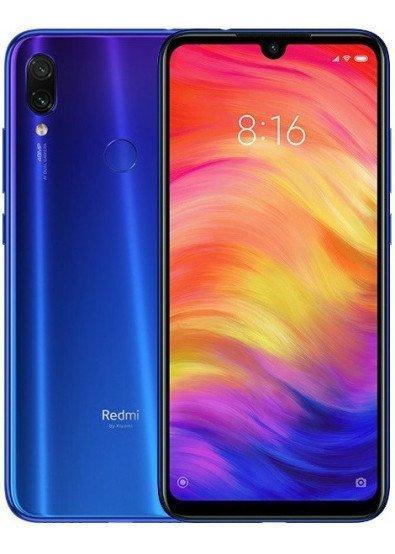 Xiaomi Redmi Note 7 6/64Gb Blue Global Rom