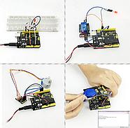 Супер набор Arduino kit Keyestudio + 32 урока обучения📙, фото 5