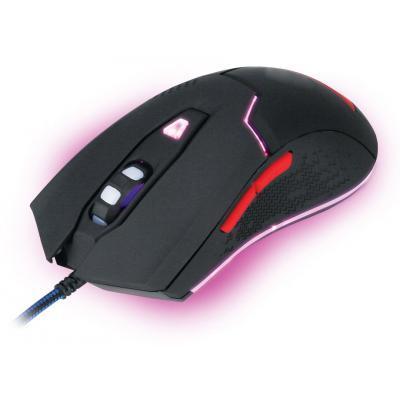 Мышка Ergo NL-630 Black (NL-630)