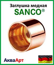SANCO Заглушка медная 18 В