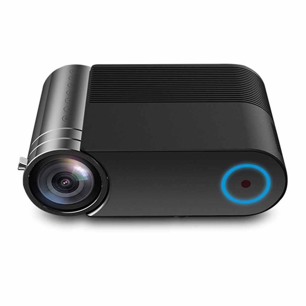 Портативний мультимедійний LED проектор HDMI USB WiFi Multi YG550 проектор для домашнього кінотеатру