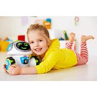 Интерактивная игрушка Fisher Price Фишер Прайс Обучающий Умный Робот Мови на русском FKC38, фото 6
