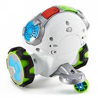 Интерактивная игрушка Fisher Price Фишер Прайс Обучающий Умный Робот Мови на русском FKC38, фото 5