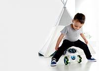 Интерактивная игрушка Fisher Price Фишер Прайс Обучающий Умный Робот Мови на русском FKC38, фото 7
