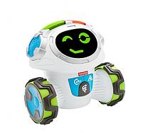 Интерактивная игрушка Fisher Price Фишер Прайс Обучающий Умный Робот Мови на русском FKC38, фото 4
