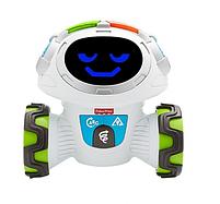 Интерактивная игрушка Fisher Price Фишер Прайс Обучающий Умный Робот Мови на русском FKC38, фото 2