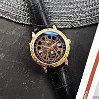 Часы кварцевые мужские в стиле Патек Филипп Grand Complications. Реплика