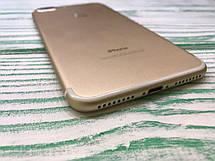 Б\У Apple iPhone 7 Plus 32Gb Gold Neverlock Оригинал, фото 2