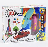 Детская 3D ручка для детей для творчества 06785
