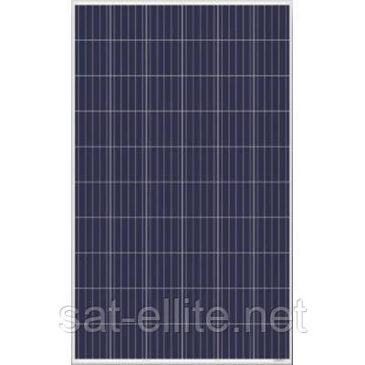 Солнечная панель Amerisolar 285W 5BB, Poly, 1000V (AS-6P30-285W)