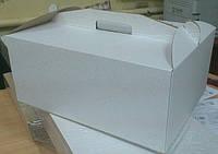 Коробка самосборная для торта 31*41*18 (код 01519)