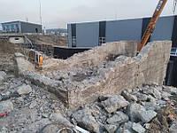 Демонтаж залізобетонних конструкцій