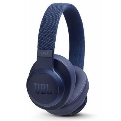 Наушники JBL LIVE 500 BT Blue (JBLLIVE500BTBLU)