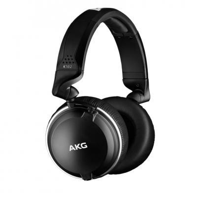 Навушники AKG K182 Black (3103H00030)