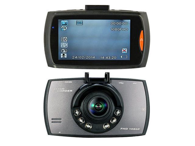 Відеореєстратор з мікрофоном датчиком руху HD129 Автомобільний відеореєстратор з нічним зором