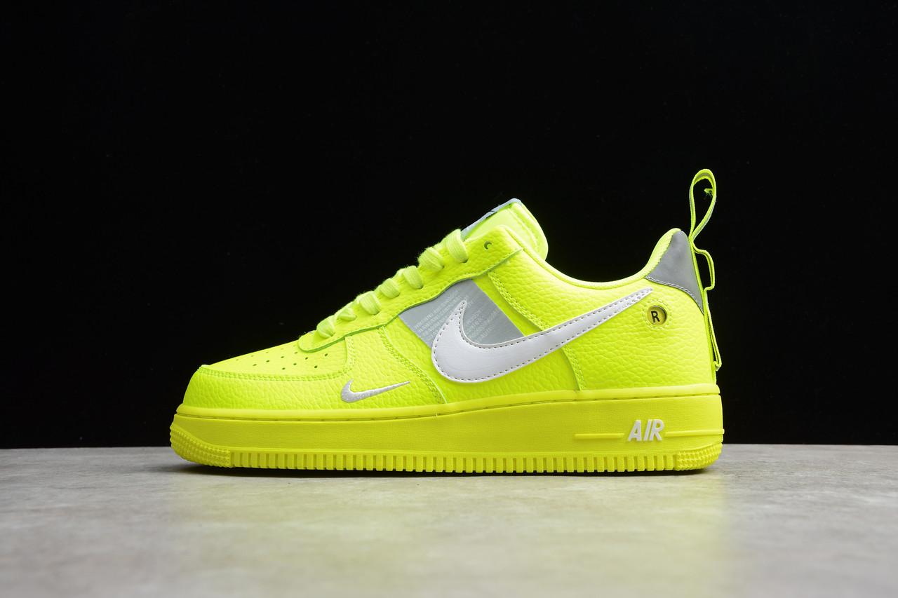 Кроссовки мужские Nike Air Force 1 / 1AFM-712 (Реплика)