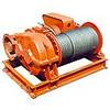 Лебедка электрическая тяговая ТЛ-7А, ТЛ-7Б