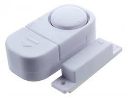 Звуковая магнитная сигнализация датчик открытия окна, двери, датчик на разрыв Entry Alarm RL-9805 (сирена 90 дБ)