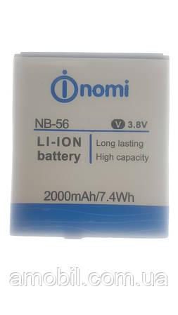 Аккумулятор Nomi i503 NB-56 (2000 mah) orig
