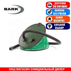 Насос лодочный Bark 6л. Ножной; Лодочный механический насос.