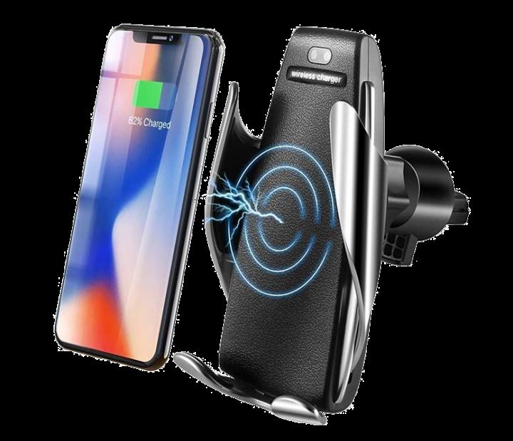 Беспроводная зарядка для телефона в автомобиль Penguin Smart Sensor S5 зарядка для смартфона в машину