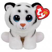 М'яка іграшка TY Beanie Babies Біле Тигреня Tundra 15 см (42106)