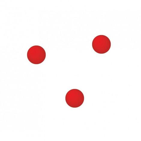 Картки Домана ЛІЧБА Ламіновані великі 20 (укр) 16.5х19.5см