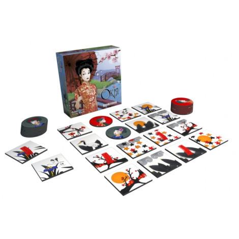 Настільна гра Feelindigo Окійя (FI17015)