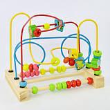 Дерев'яний лабіринт Fun Game пальчиковий (7374), фото 3