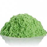Кінетичний пісок Waba Fun Зелений (150-703), фото 2
