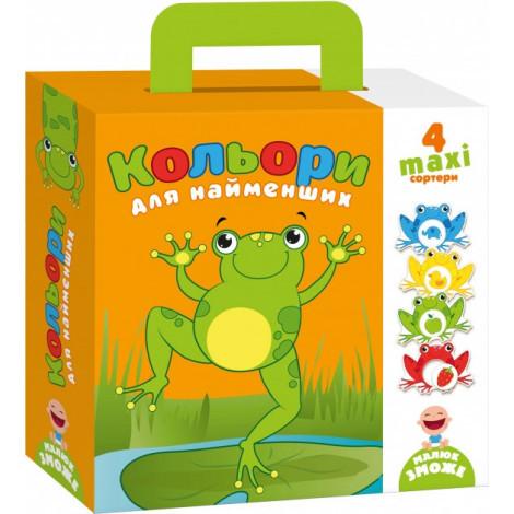 Сортери Vladi Toys Кольори для найменших (VT2904-04)
