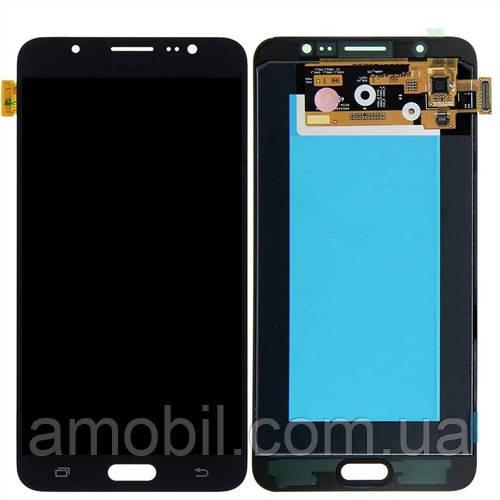 Дисплей + сенсор Samsung Oled J710 / J710H / J710F / J710FN Galaxy J7 2016 black orig