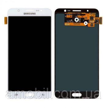 Дисплей + сенсор Samsung Oled J710 / J710H / J710F / J710FN Galaxy J7 2016 white orig