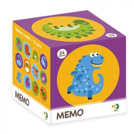 Настільна гра DoDo Мемо Динозаври (300142)