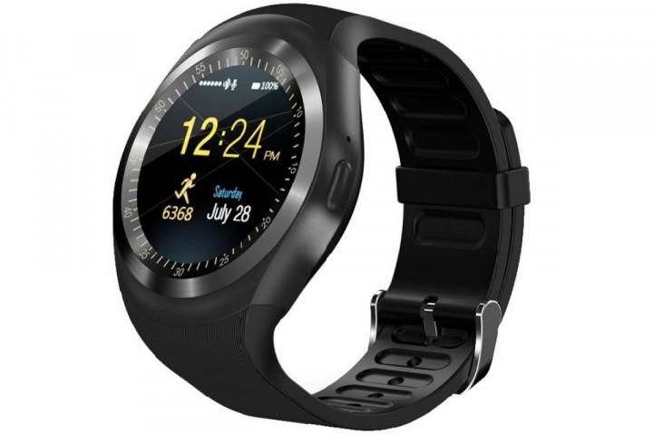 Смарт-часы Smart Watch Y1+ Original Black