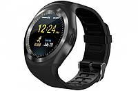 Смарт-часы Smart Watch Y1+ Original Black, фото 1