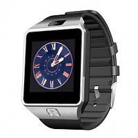 Смарт-часы Smart Watch DZ09 Original Silver, фото 1