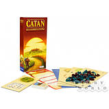 Настільна гра Hobby World Catan Колонізатори Розширення для 5-6 гравців (1101), фото 3