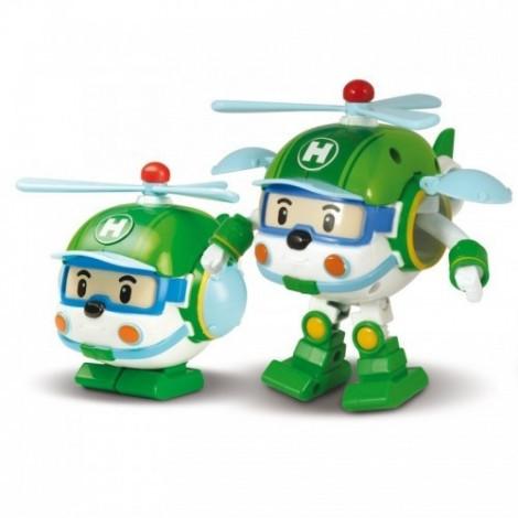 Робот-трансформер Robocar Poli Хелі 10 см (83169)