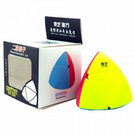 Головоломка QiYi Mofangge Мастерморфікс 2х2  Кольоровий пластик (6948154201550)