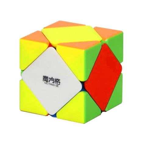 Головоломка Ск'юб QiYi MoFangGe Jiaoshi кольоровий пластик (MF8817)