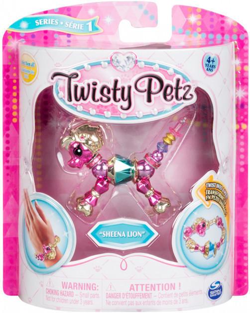 Игрушка браслет Twisty petz