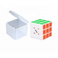 Головоломка Кубик Рубіка QiYi 3x3 Thunder Clap з пластиковою коробкою (140)