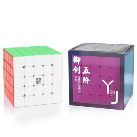 Головоломка QiYi Кубик Рубіка 5x5 Yuchuang Magnetic (8386)